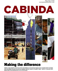 CABINDA: Making the difference