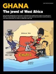 GHANA: The jewel of West Africa
