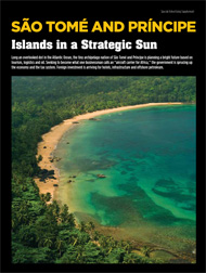 SAO TOME AND PRINCIPE: Islands in a Strategic Sun