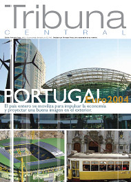TRIBUNA CENTRAL: PORTUGAL EXPO 2004