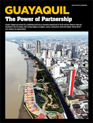 GUAYAQUIL: The Power of Partnership