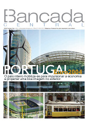 BANCADA CENTRAL: PORTUGAL EXPO 2004