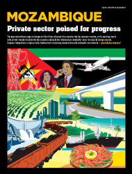 MOZAMBIQUE: Private sector poised for progress
