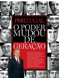 PORTUGAL: O PODER MUDOU DE GERAÇÃO