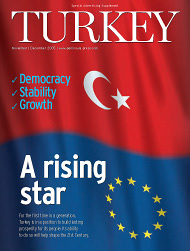 TURKEY: A rising star