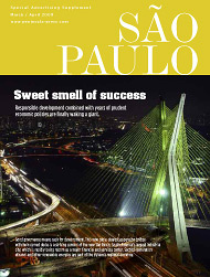 SAO PAULO: Sweet smell of success