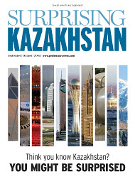 SURPRISING KAZAKHSTAN
