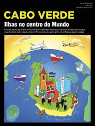 CABO VERDE: Ilhas no centro do Mundo